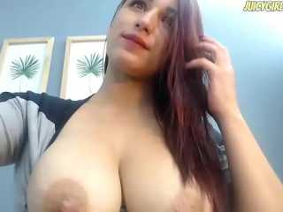 Webcam de Pechugona lactante